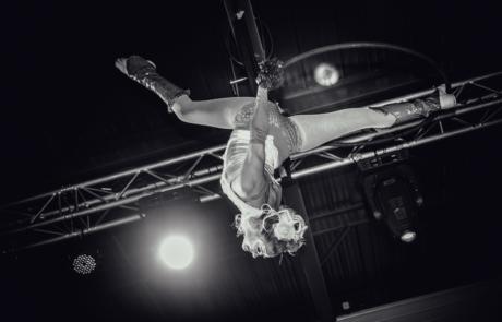 Acrobates aérien, Labo M Arts / © DR