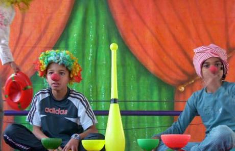 Ateliers cirque, Labo M Arts / © DR