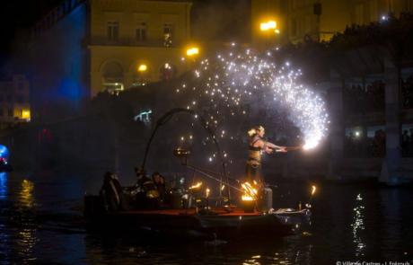 Évènement Carnaval Vénitien, Labo M Arts / © L Frézouls - Ville de Castres