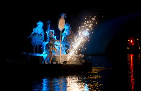 Évènement Carnaval Vénitien, Labo M Arts / © DR