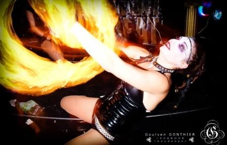 Évènement Halloween, Labo M Arts / © Goulven Gonthier