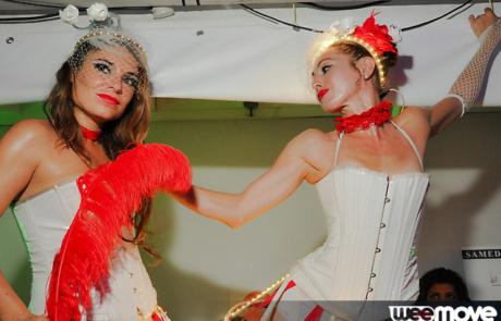 Évènement Saint-Valentin, Labo M Arts / © Weemove