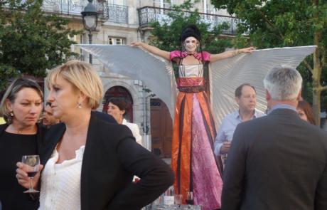Soirées privées, galas et inaugurations - Labo M Arts / © DR
