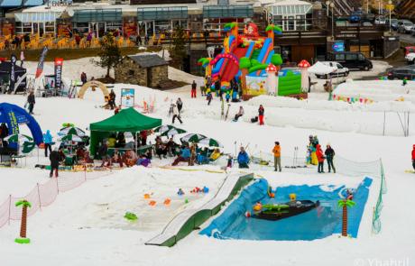 Évènement Station de ski, Labo M Arts / © Yhabril
