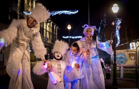 Spectacle La Magie de Noël, Labo M Arts / © Flo-Z Photographie