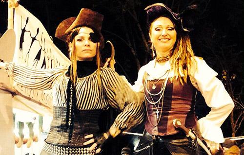 Pirate Crew, spectacle déambulatoire - Labo M Art