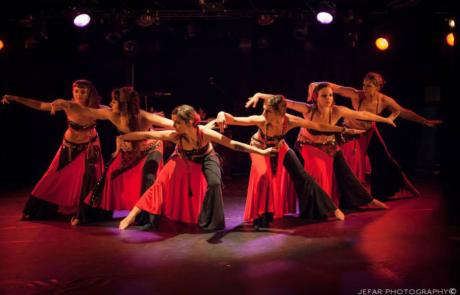 Danseurs, Labo M Arts / © Jefar Photography