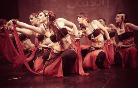 Danseuses tribal fusion, Labo M Arts / © DR
