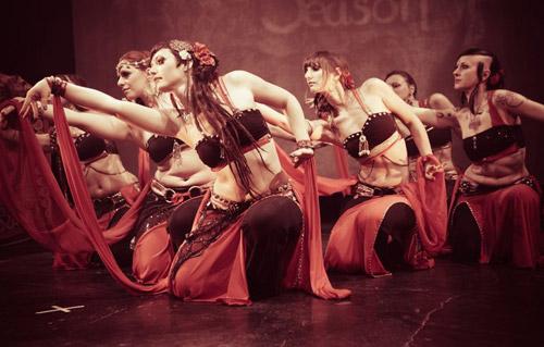 Danseurs, artistes - Labo M Arts