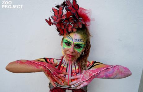 Maquillage artistique, Labo M Arts / © DR