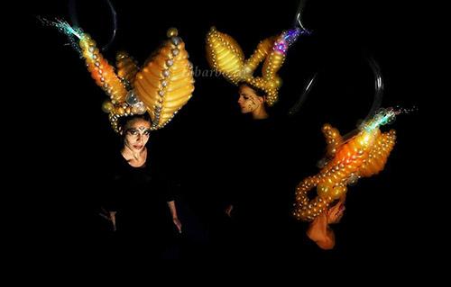 Sculpteurs sur ballons, artistes - Labo M Arts