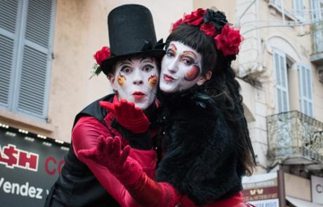 Baroque Circus, Labo M Arts / © DR