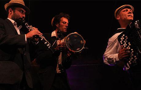Musique Balkan Labo M Arts