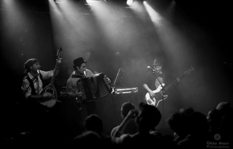 Musiciens Balkan Labo M Arts -Cécile Noyalet