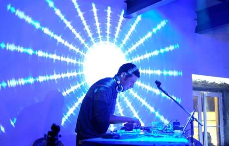 DJ electro balkan cumbia Labo M Arts