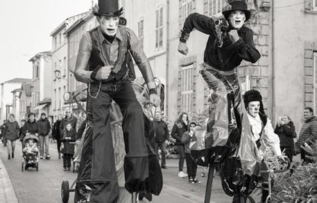 Parade Baroque Circus- Labo M Arts @DR