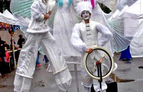 Parade de Noël - Labo M Arts @DR