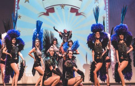 Danseuses Cabaret- Labo M Arts- @DR