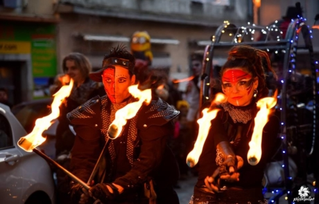 Mains de feu- Massues - Labo M Arts- @Picturaline