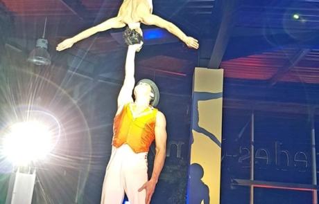 Duo équilibristes-Labo M Arts / @DR