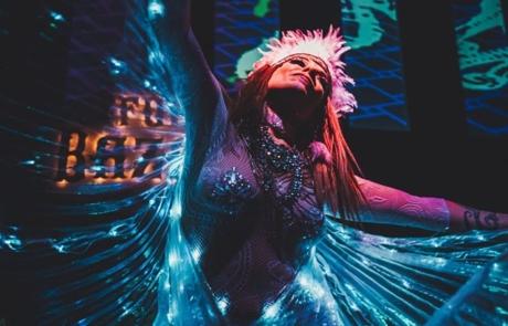Show lumineux- Discothéques- Soirée Electro- Labo M Arts @DR