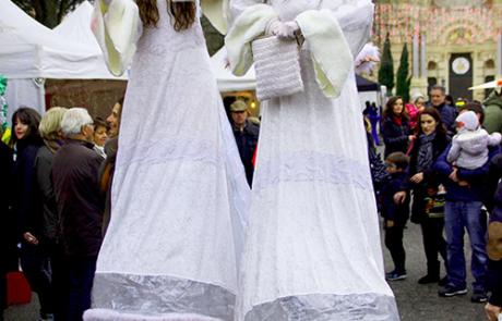 Elfes de Noël- Labo M Arts- @DR