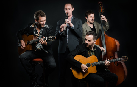 Jazz Manouch- Labo m Arts- @DR