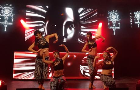Evénementiel- Danseuses- Labo M Arts @DR