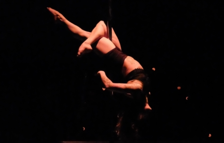 Pole dance-Labo M Arts @DR