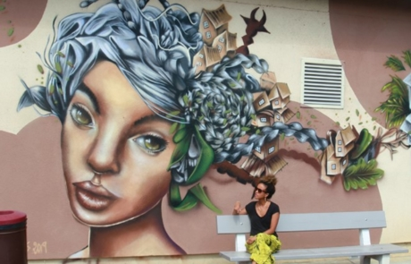 Street Art- Graffeur- Labo M Arts @DR